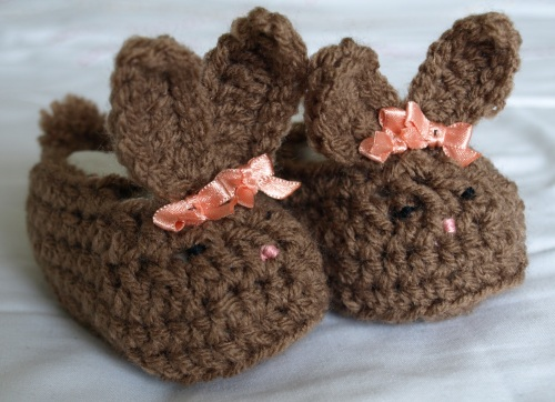 Dinky bunny slippers