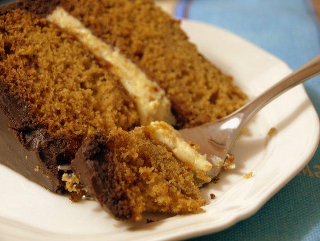 lebkuchen torte