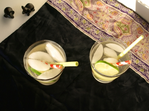 Thai gin and tonic