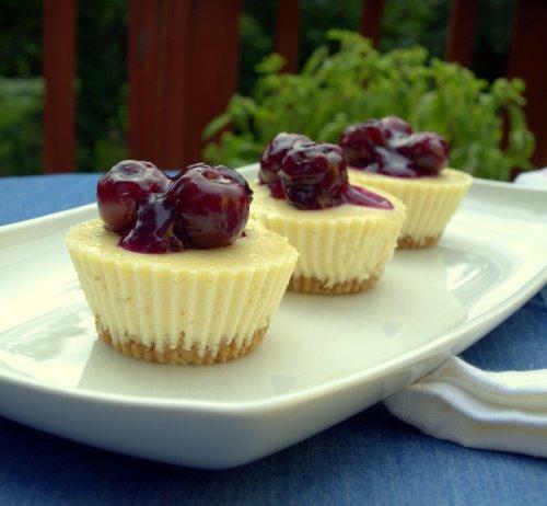 cherry jubilee cheesecake