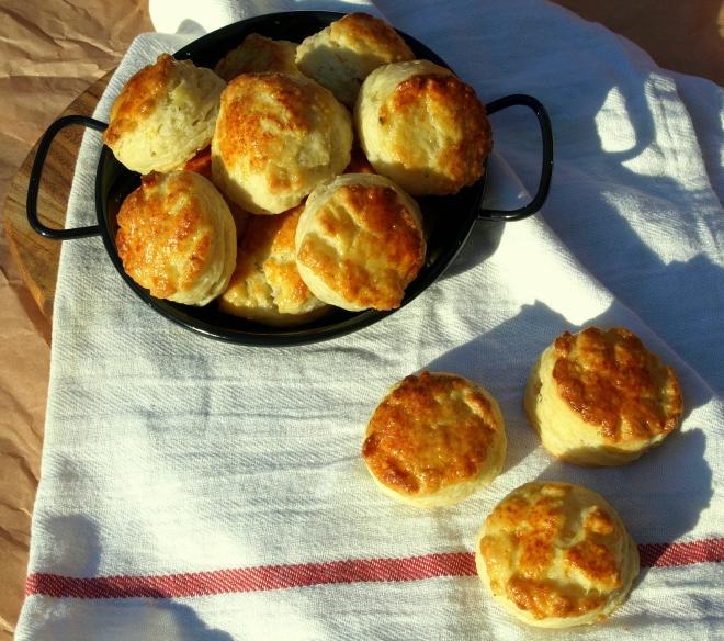 Pogacsa, Hungarian scones