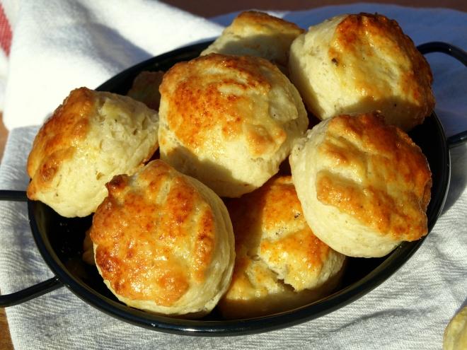 Hungarian scones