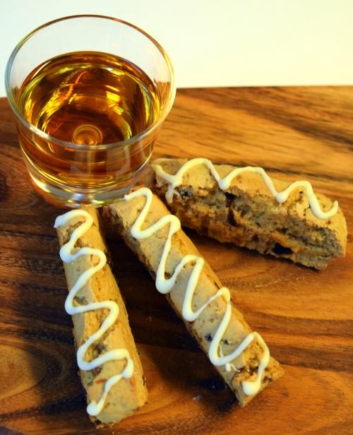 Mincemeat biscotti