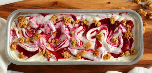 cranachan ice cream